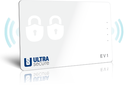 UltraSecure Ev1 comparable cards